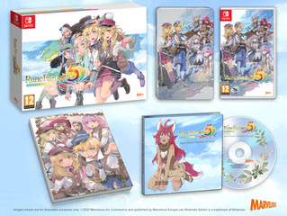 Limited Edition and Pre-Order Bonus Announced for Rune Factory 5