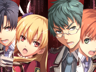 Enlist at Thor's Military Academy With Release of The Legend of Heroes: Trails of Cold Steel on Play