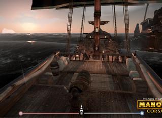 Man O' War: Corsair - New Dev Diary Vlog, Screens, and more!