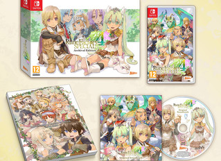 """Rune Factory 4 Special """"Archival Edition"""" Announced for European Release"""