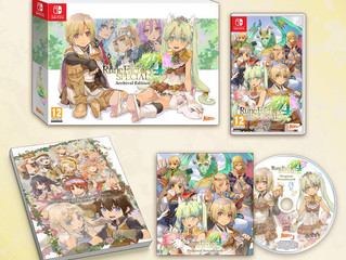 "Rune Factory 4 Special ""Archival Edition"" Announced for European Release"