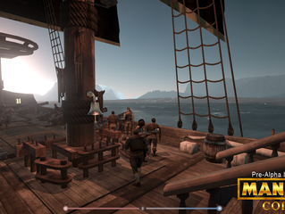 'Man O' War Corsair' Warhammer based sea combat title announced for PC