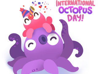 Celebrate International Octopus Day with 'Takoway' the adorable new Octo-puzzler, for iOS an