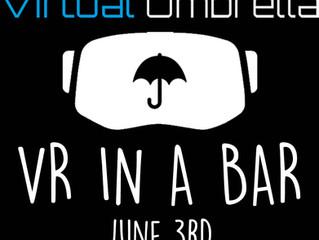 VR In A Bar! - Loading Bar, 3rd June 18.00 - 22.00