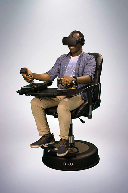 Roto VR with Elite