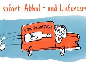 WEIN-MUSKETIER Stuttgart, Guido Keller - Wein & Kultur