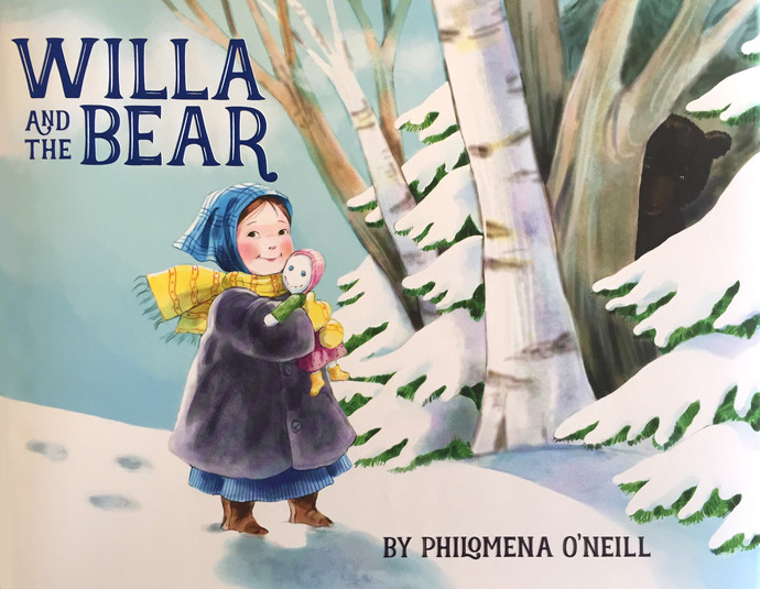 "Happy Bookday ""Willa and the Bear""!"