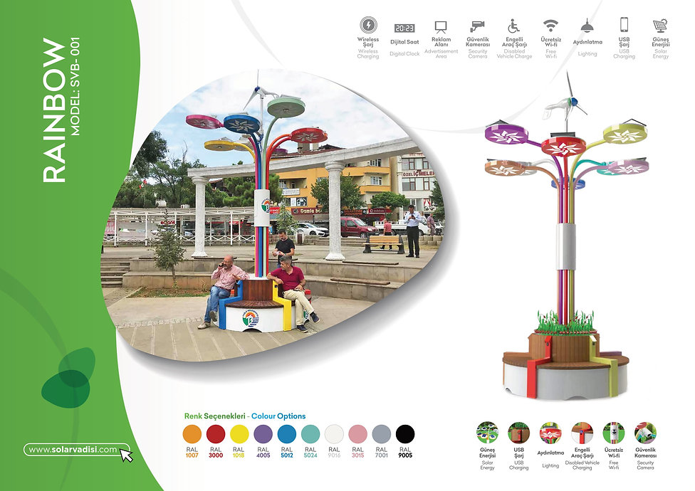solarvadisi,solar vadisi,smart bech,smart,bench,solar tree,smart city furniture