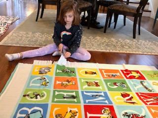 adele making blanket.jpg