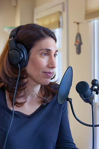Aimee Breslow, Podcast Host of 'Your Own Voice: Gender, Experience & Perspective