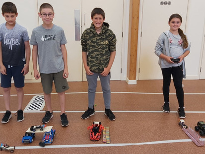 Building RC Cars and racing them