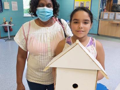 Making A Bird Box