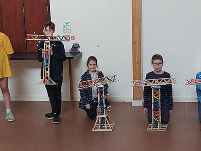 'Cogs, Gearing And Pulleys' Holiday Workshop