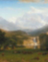 Albert Bierstadt, The Rocky Mountains.jp
