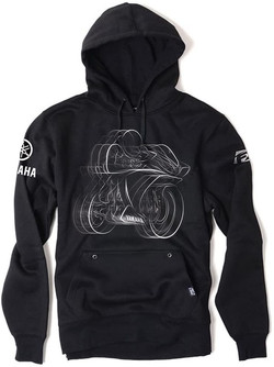 Yamaha Hoodie by: Factory Effex
