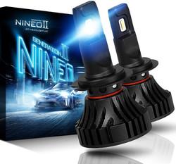 NINEO H7 LED Headlight Bulbs | CREE Chip