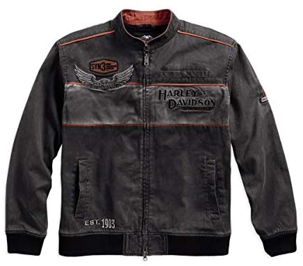 Harley-Davidson Men's Iron Block Casual