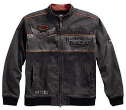 Harley-Davidson Men's Iron Block Casual
