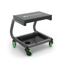MYCHANIC Fastback Shop Stool - Rolling G