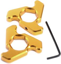 Front Fork Preload Adjusters for Kawasak