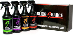 Bling Sauce Cleaning:Detailing Kit for C