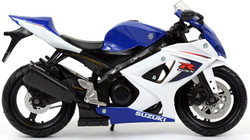 New Ray Motorcycles 1-12 2008 Suzuki Gsx