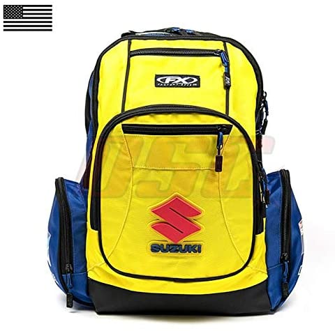 BACK PACK by: Factory Effex
