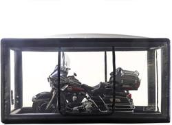 IN THE GARAGE Ultimate Bike Shield - Inf
