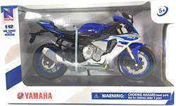 New Ray Toys Yamaha Yzf R1 1-12 2016 Blu