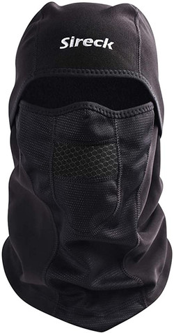 Sireck Cold Weather Balaclava Ski Mask,