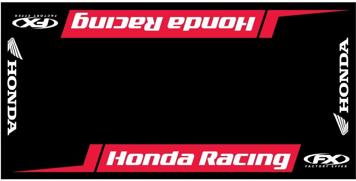 Honda Bike MAT by: Factory Effex