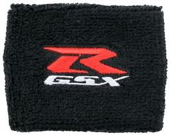 Suzuki GSXR Black Brake Reservoir Sock C