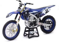 NewRay 1-12 Motorcycles - Yamaha YZ450F