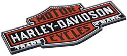 Harley-Davidson Nostalgic Bar & Shield B