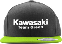 KAWASAKII TEAM GREEN HAT
