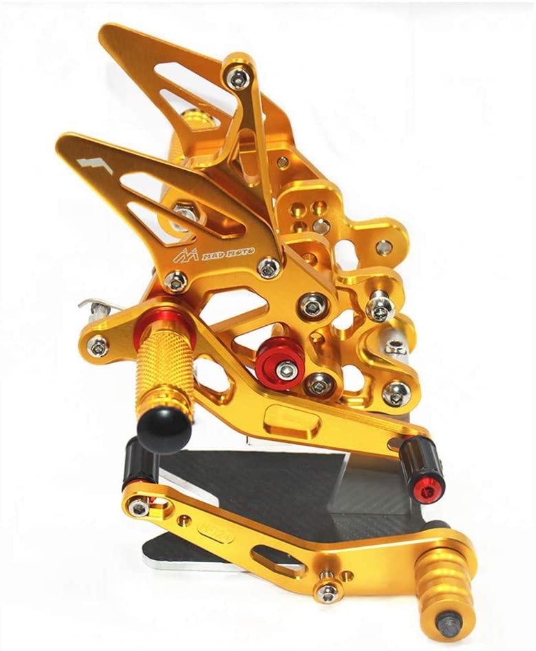 Rearsets Rear Sets Footpegs CNC Adjustab