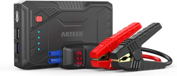 Arteck 800A Peak Portable Car Jump Start