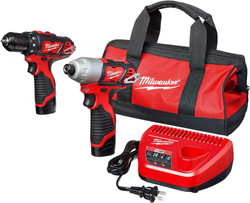 Cordless drill Combination by Milwaukee
