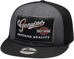 Harley-Davidson Men's Genuine Patch 9Fif