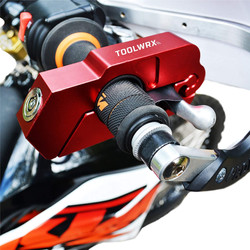 ToolWRX Motorcycle Lock - Best Quality H