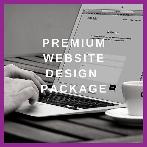 Premium Website Design Package