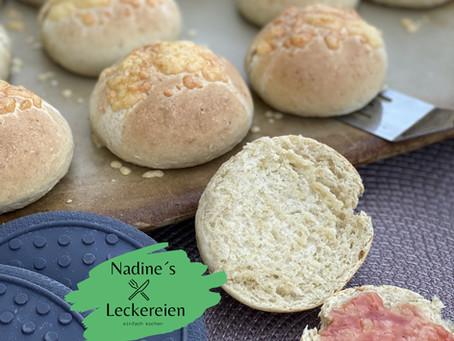 Käse-Hafer Brötchen