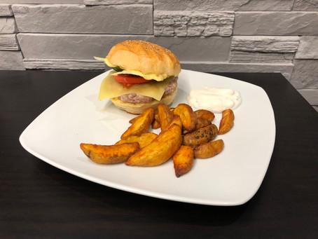 Burger Buns auf der White Lady