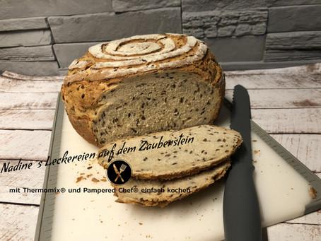 Blümchen Brot aus dem Runden Zaubermeister