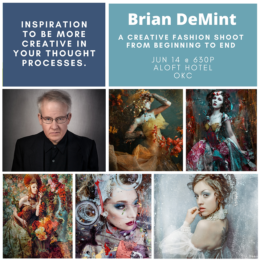Brian DeMint - Creative Fashion on the Fly