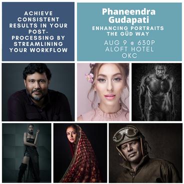 Phaneendra Gudapati - Enhancing Portraits The Güd Way