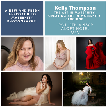 Kelly Thompson - The Art in Maternity