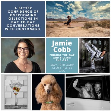 Jamie Cobb - Finding the Gap and Filling the GAP