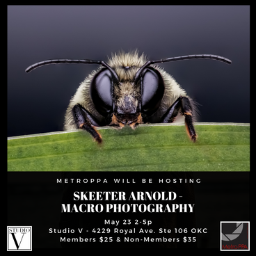Skeeter Arnold - Macro Photography