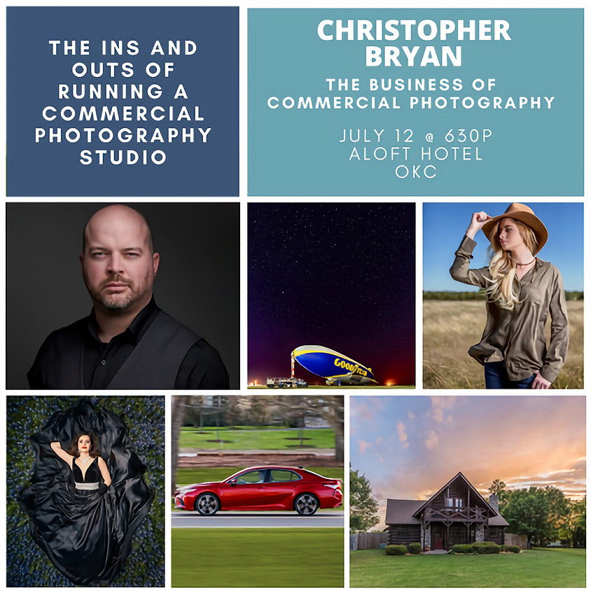 CHRISTOPHER BRYAN - The Business of Commercial Photography